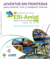 7th  Latinamerican Expo-Sciences ESI-AMLAT Medellin Colombia 2014